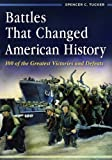 Battles That Changed American History, Spencer C. Tucker, 144082861X