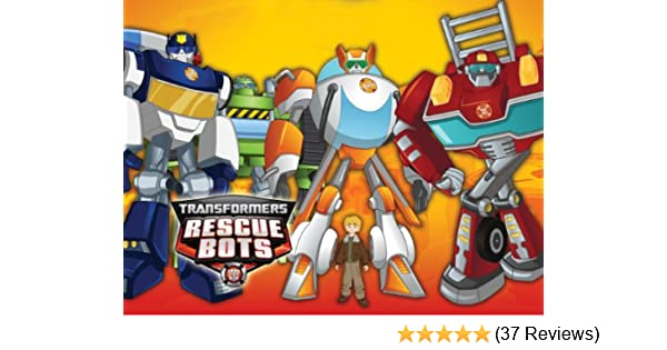 Amazon.com: Transformers Rescue Bots Season 3: Amazon Digital Services LLC