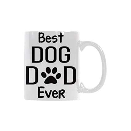 970b3047c Image Unavailable. Image not available for. Color: BrowneOLp Best Dog Dad  Ever ...