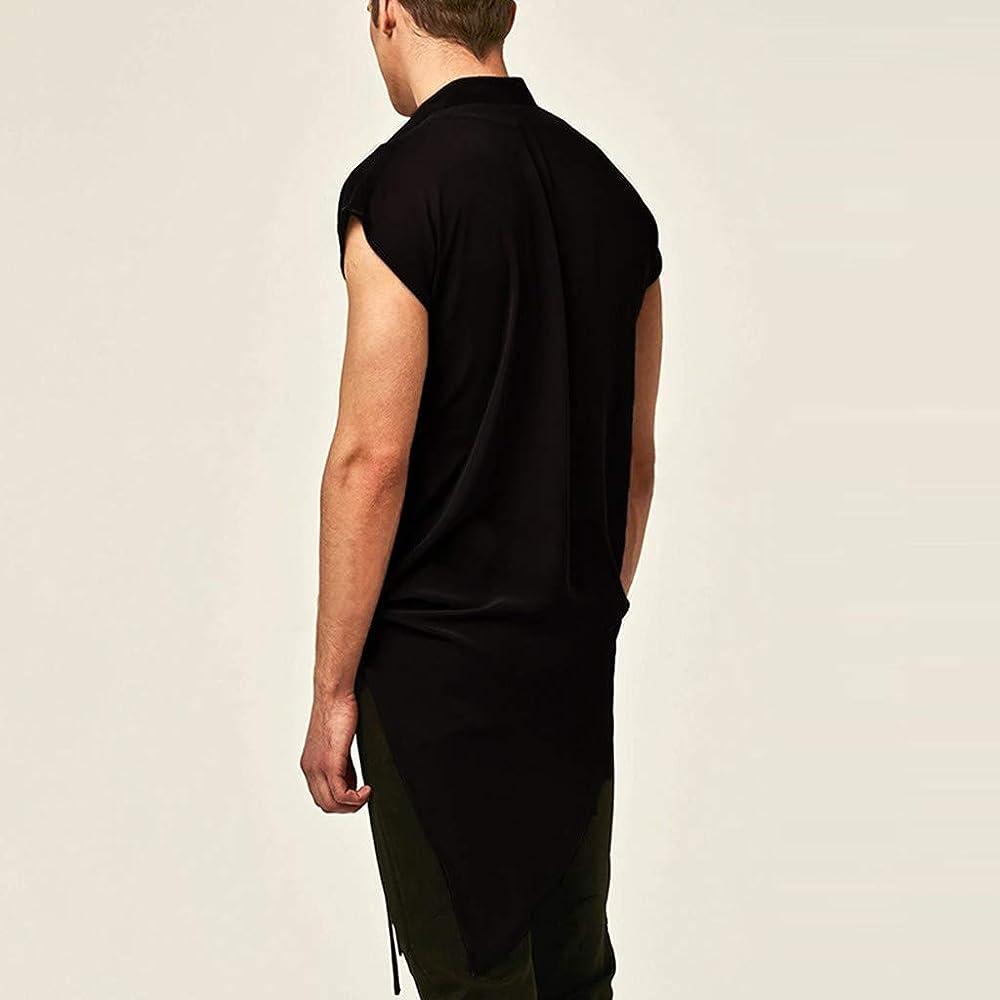 Camiseta para Hombre Camiseta Slim para Hombre Camuflaje Militar O-Cuello de Manga Corta Tees: Amazon.es: Ropa y accesorios