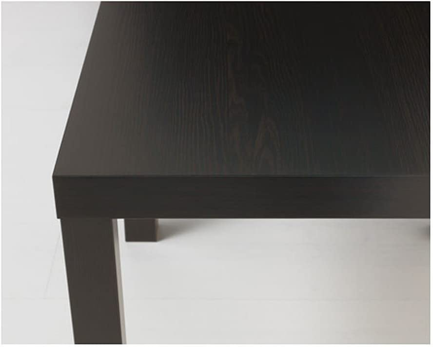 Table dappoint Lack blanche Ikea