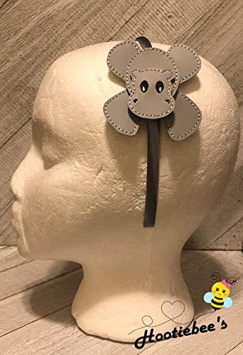 Stacked Hippo Slider Headband