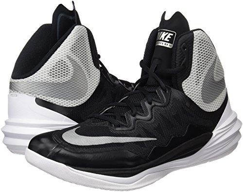 Color Unisex Zapatillas DF Talla Negro Nike II 42 Hype Prime Plata Blanco qxOYCO