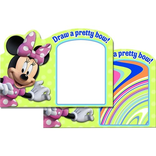 Disney Minnie Mouse Bows Paint Board by Fun To Collect (Image #1)