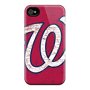 ErleneRobinson Iphone 6 Durable Hard Phone Covers Unique Design High-definition Washington Nationals Pictures [PWp19613Zjji]