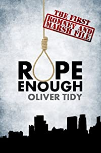 Rope Enough by Oliver Tidy ebook deal