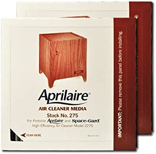 product image for Aprilaire 275 Filter for Model 2275, 2-Pack
