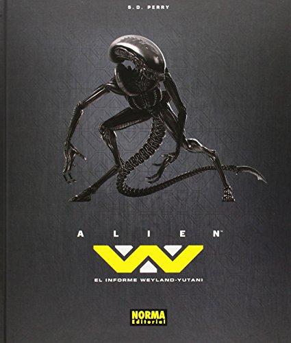 Descargar Libro Alien: El Informe Weyland- Yutani S.d Perry