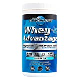 Pure Advantage Time Released Whey Protein Isolate Powder, Vanilla, 2.2 Pound Review