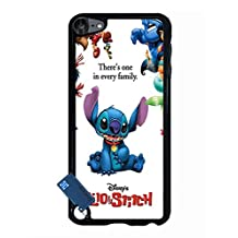 Superior Ipod Touch 5th Generation Phone Case, Ultra Slim Ipod Touch 5th Case, Lilo & Stitch Ipod Touch 5th Case