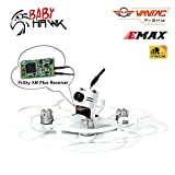 EMAX Babyhawk Bind-N-Fly Micro Brushless Quadcopter Built in FrSky XM+ Receiver