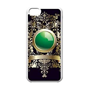 Beautiful crystal ball Personalized Cover Case with Hard Shell Protection for Iphone 5C Case lxa#263122