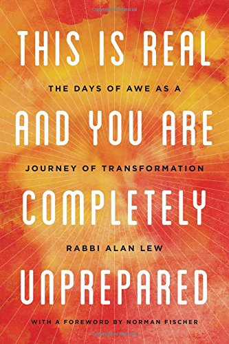 This Is Real and You Are Completely Unprepared: The Days of Awe as a Journey of Transformation by Back Bay Books