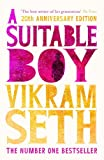 Front cover for the book A Suitable Boy by Vikram Seth