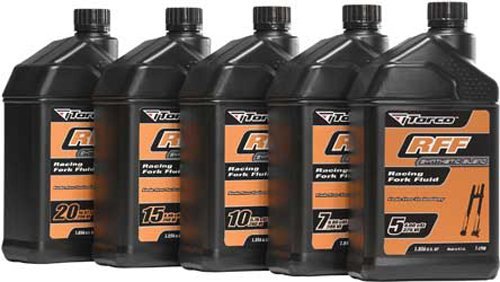 (RFF FORK FLUID OIL 5W 5 GAL)
