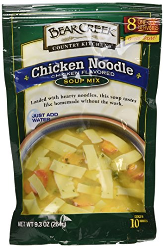 homemade chicken noodle soup - 4