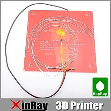 ARBUYSHOP impresora 3D Envío libre Heatbed caliente cama MK3 ...