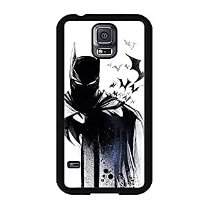Cool Poster Batman Hard Plastic Mobile Case with Batman Style Snap on Samsung Galaxy S5 I9600