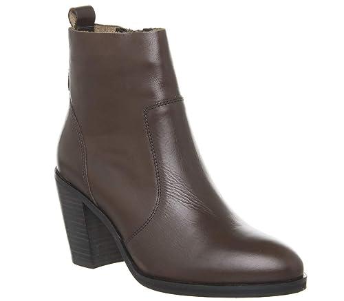 43739697db5f Office Aberdeen Unlined Block Heel Boots  Amazon.co.uk  Shoes   Bags