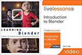 Learning Blender (Book) and Introduction to Blender LiveLessons...