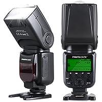 Photoolex M800N 1/8000s Flash Speedlite i-TTL / TTL Speedlight for Nikon D7200 D7100 D7000 D5200 D5100 D5000 D3000 D3100 D3200 D3300 D300 D300S D700 D600 D500 and Other Nikon DSLR Cameras