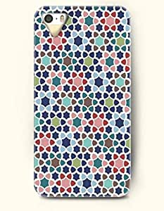 SevenArc Phone Skin Apple iPhone case for iPhone 4 4s -- Colorful Mosaic Pattern