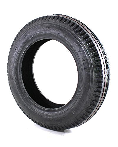 Kenda Trailer Tire - 6-Ply Rated/Load Range C - 4.80-12 , Tire Construction: Bias, Tire Ply: 6, Tire Type: Trailer, Tire Size: 4.80-12 31232069