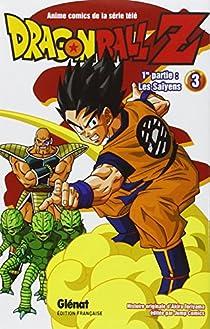 Dragon Ball Z - Cycle 1, tome 3 par Toriyama