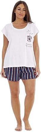 Pijama de algodón para Mujer - Tallas Grandes
