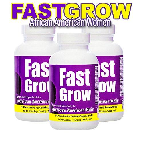 Fast Grow African American Hair Vitamins For Fast Hair
