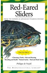 Red-Eared Sliders: From the Experts at Advanced Vivarium Systems (Herpetocultural Library) Paperback
