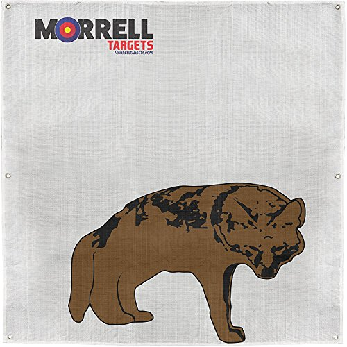 paper animal archery targets - 8