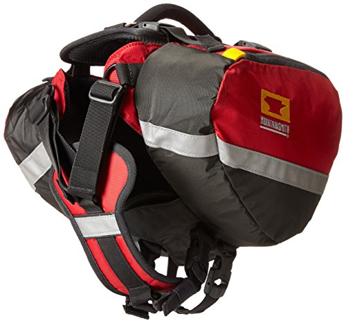 Mountainsmith K-9 Pack, Medium, Heritage Red