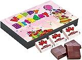 Printelligent Happy Birthday Gift Box / Birthday Chocolate Gift Hamper / Birthday Corporate Gifts / Special Birthday Offer Price