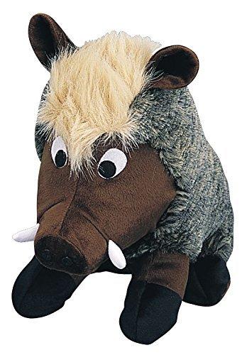 Great China Colossal Warthog Plush Dog Toy, (Great China Chew Toy)