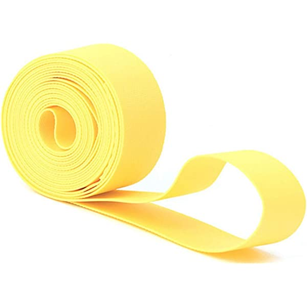 "2pcs 26/""x4/"" Bike Rim Tape Strip Rim PVC Inner Tube Cushion Protector Liner"