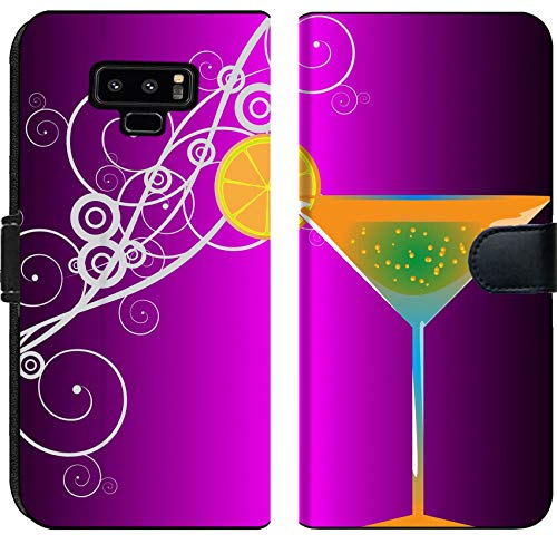 Liili Premium Samsung Galaxy Note9 Flip Micro Fabric Wallet Case Template Flyer for Party Image ID 10638401 (Sale Flyer Templates)