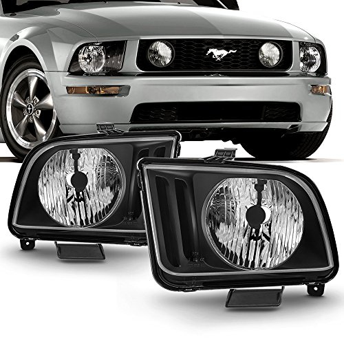05 mustang headlight assembly - 5