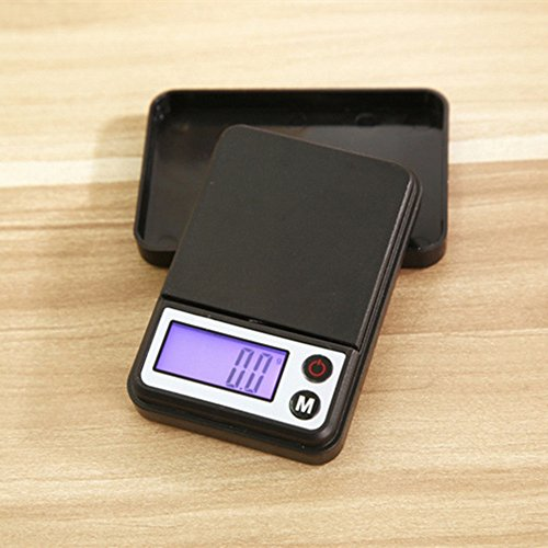 0.01g x 200g Electronic Digital Pocket Jewelry Scale Weight Balance - 3