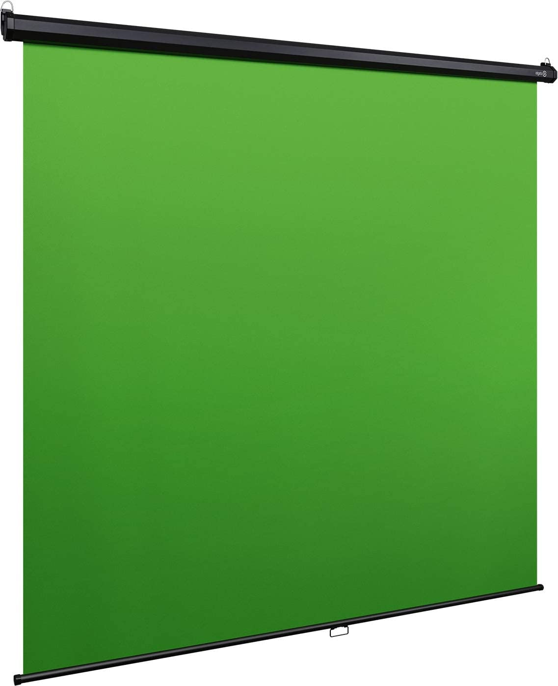 Corsair Elgato Green Screen MT - Mountable Chroma Key Panel for background removal, wrinkle-resistant chroma-green fabric