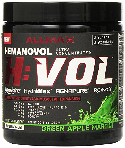 H vol 30 Serv Green Apple Martini, 10.1 oz - 285G