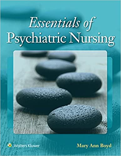 Essentials Of Psychiatric Nursing Contemporary Practice Kindle