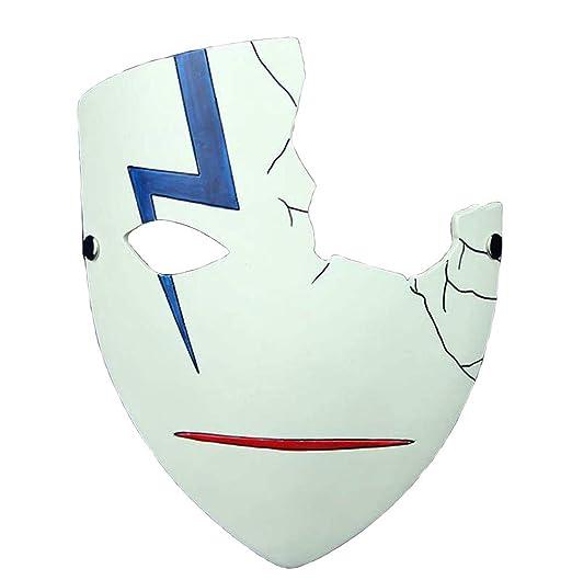 QJXSAN Máscara de Halloween máscara de Tema de película máscara de ...