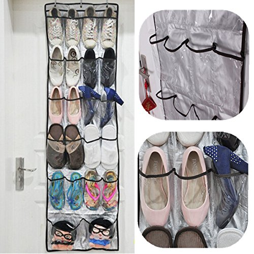 r Door Hanging Storage Bag Rack Hanger Helper (Eraser Memo Holder)