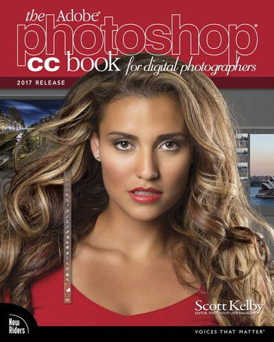 Price comparison product image The Adobe Photoshop CC Book for Digital Photographers (2017 release) (Voices That Matter)