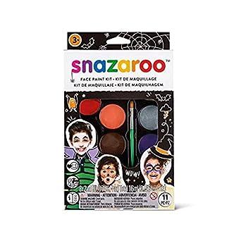 Snazaroo Halloween make-up kit. (maquillaje/pintura de cara): Amazon.es: Industria, empresas y ciencia