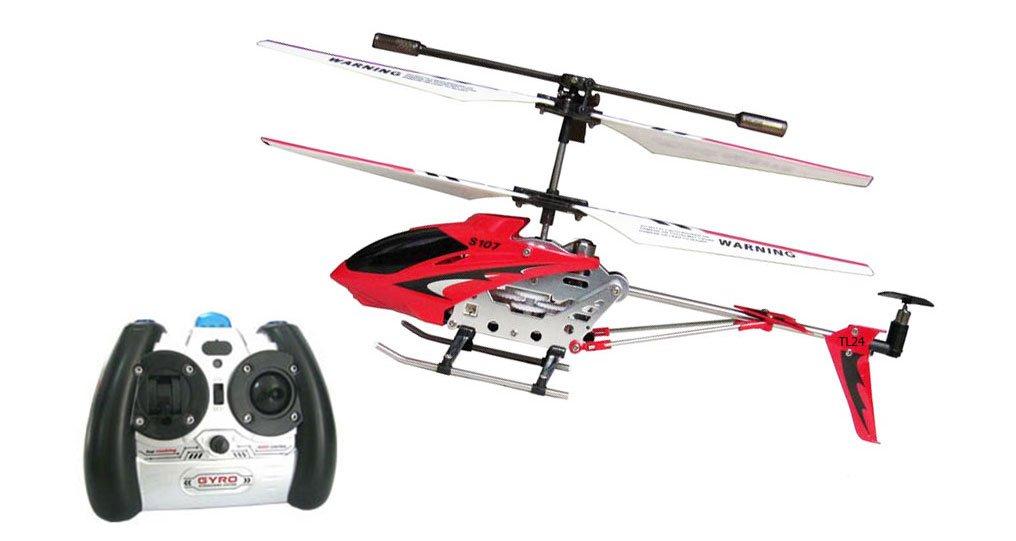 SYMA S107G - 3.5 Kanal RC Mini Hubschrauber mit neuer Gyroscope-Technik