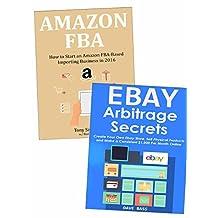 MAKE MONEY ON AMAZON & EBAY: How to Make a Living Selling items via Amazon FBA & Ebay Arbitrage
