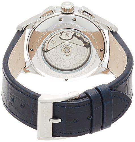 Hamilton Jazzmaster Maestro Chronograph Automatic Blue Dial Men's Watch H32576641