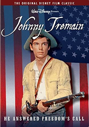 Amazon Johnny Tremain Hal Stalmaster Luana Patten Jeff York